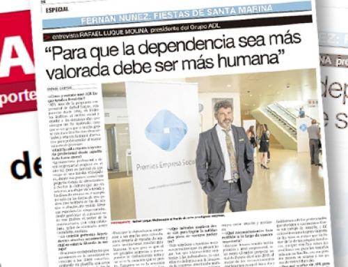 GRUPO ADL en el Diario Córdoba